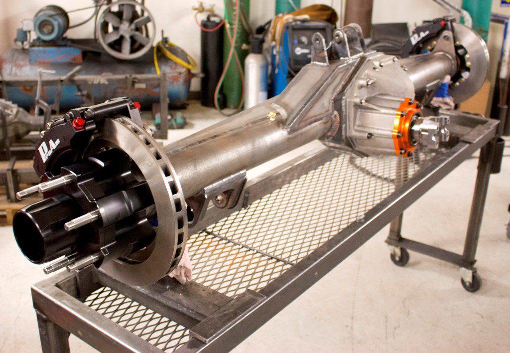 Torq Custom Axle Assembly